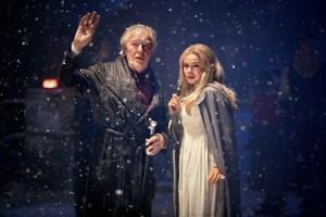 Doctor Who A Christmas Carol Photo 1
