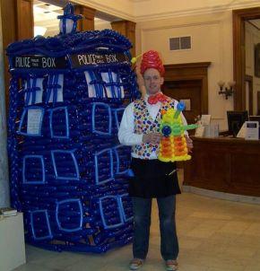 Doctor Who: Werid andWonderful