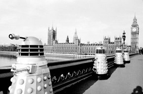 Daleks invade London