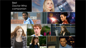 Best Doctor WhoCompanion