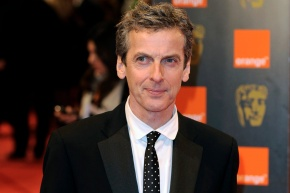 Peter Capaldi is the 12th Doctor!