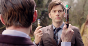 NEW: Two Day of the Doctor Trailers